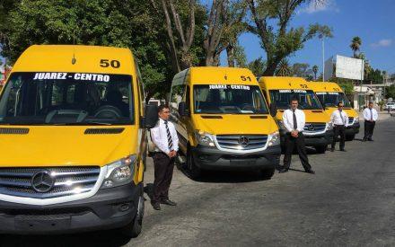Nuevas rutas de transporte urbano en Tecate
