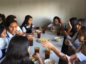 Inauguró alcaldesa el Desayunador Escolar #11