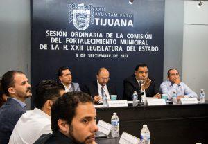 Avalan Síndicos Municipales trabajo de Comisión de Fortalecimiento Municipal