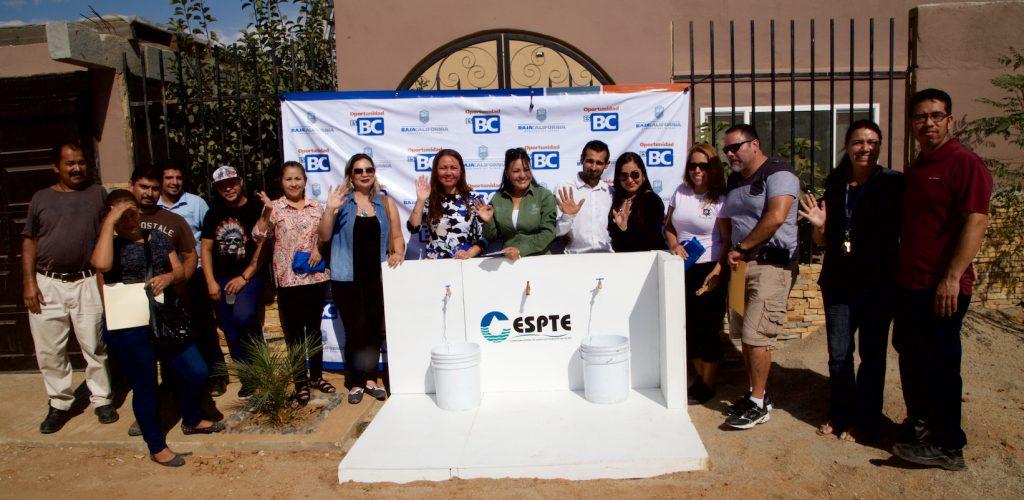Crece red de agua potable en Tecate