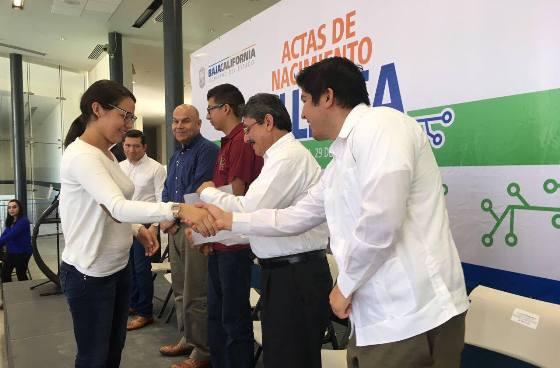 Expedirá Gobierno del Estado servicio de actasde nacimiento certificadas vía internet