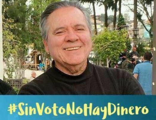 Busca Regidor Independiente desde Tecate reducirle el dinero a los partidos con #SinVotoNoHayDinero