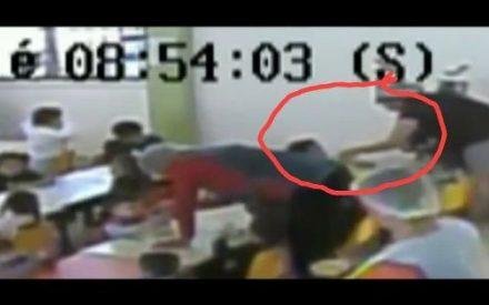 Reinstalarán a educadora que agredió a menor de 2 años en CENDI 4