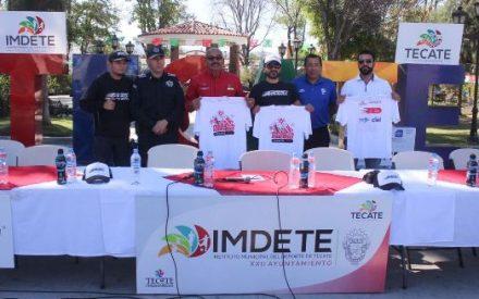 El domingo 24 será el Medio Maratón Tecate 2017