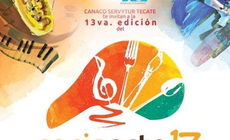 Todo listo para Cocinarte 2017: CANACO