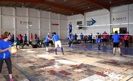 Celebran Segundo Encuentro Deportivo Issstecali 2017