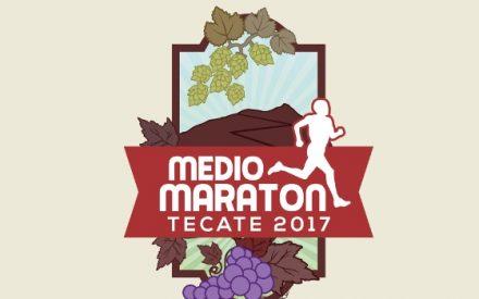 IMDETE lanza convocatoria al Medio Maratón Tecate 2017