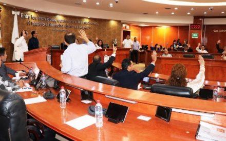Congreso del Estado ratifica a Francisco Postlehwaite como Secretario de la Contraloría