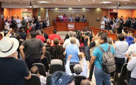 Congreso de B.C. pide que prerrogativas de partidos políticos sedestinen a víctimas de terremoto