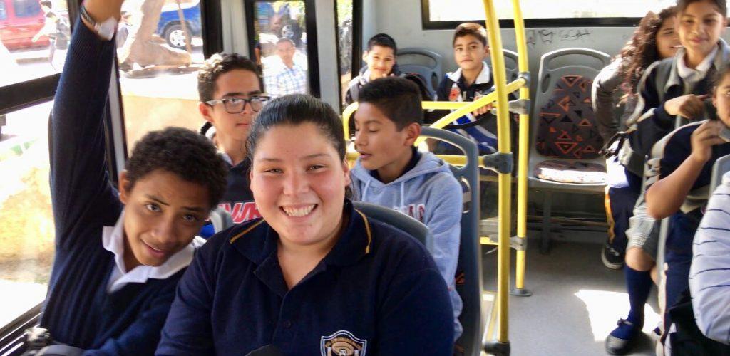 Rutas Seguras para Estudiantes en Tecate