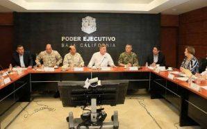 Presenta Gobernador Francisco Vega al Nuevo Secretario de Seguridad Pública…