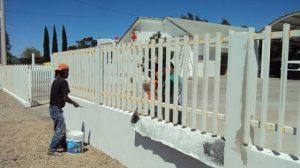 Rehabilita Gobierno del Estado edificio de Cruz Rojaen La Rumorosa