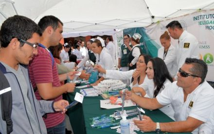 Preparado IMSS Baja California paraTercera Semana Nacional de Salud