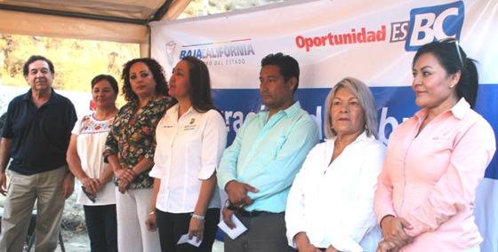 Repone Gobierno del Estado tubería del acueducto Las Auras