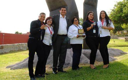 Destaca Gobierno del Estado con primer lugar nacional de la UTT en maratón de conocimientos