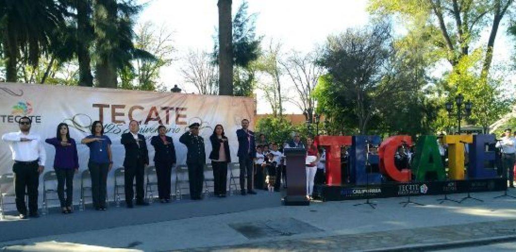 Gobierno Municipal celebra el 125 Aniversario de la Fundación de Tecate