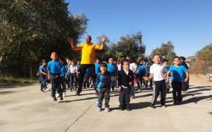 IMDETE lleva activaciones físicas a planteles educativos