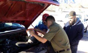 Colabora Gobierno del Estado con Organismos de Protección Civil para vigilar las carreteras de Baja California