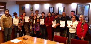 Invierten 1 millón 142mil pesos para electrificación en colonias de Tecate