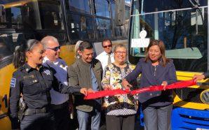 Transporte público contarán con zonas preferenciales para mujeres,niñas y niños