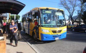 Habrá horarios especiales en el transporte público durante el fin de semana