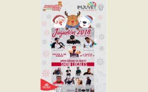 Con gran concierto Imjuvet celebrará jugueton 2017