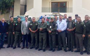 Implementa Gobierno del Estado y Ángeles Verdes'Operativo Invierno' en La Rumorosa