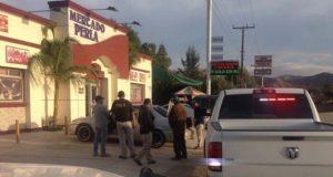 Realiza PGJE acciones contundentes contra el crimen en Tecate