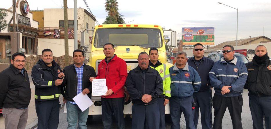 Tecate cuenta con nueva Unidad Tanque Pipa