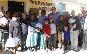 Entrega DIF Tecate apoyos alimentarios a familias vulnerables
