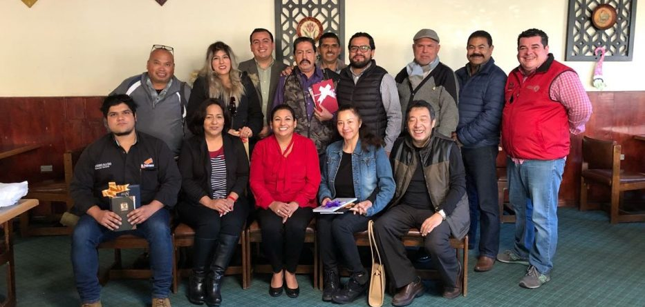 Celebran el Día del Periodista en Tecate