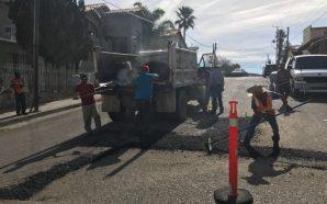 Ayuntamiento intensifica labores del Programa Integral de Bacheo