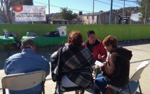DIF Tecate lleva activación a adultos mayores de INFONAVIT Paraíso