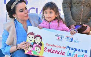 Entrega Presidenta de DIF Estatal apoyos sociales por más de…