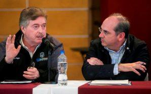 Impulsa Gobernador Francisco Vega ante CONAGUA proyecto para abastecer de…