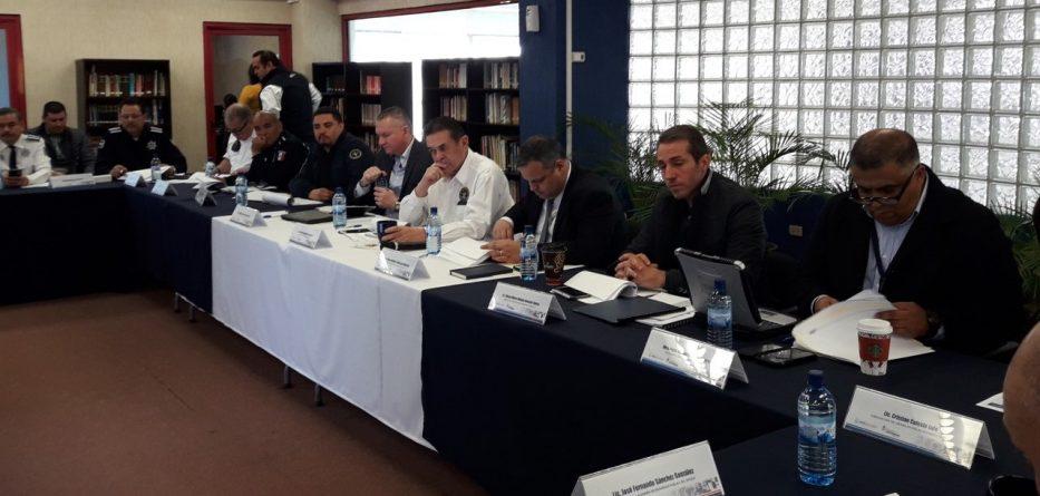 Reforzarán estrategia conjunta de seguridad en Baja California