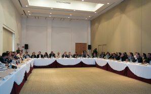 Encabeza Gobernador Francisco Vega reunión detrabajo y coordinación en materia de seguridad pública