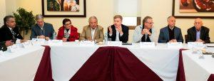 Refrenda Gobernador Francisco Vega trabajo conjunto conEl Sector Empresarial de la Entidad