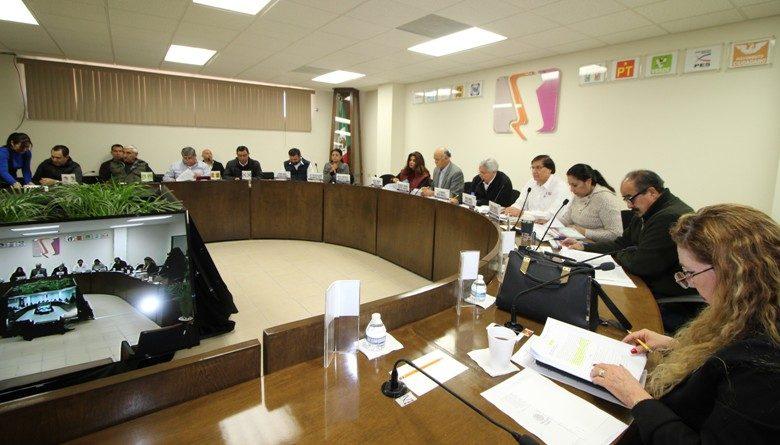 Se aprueba en comisión especial de administración reasignación de partidas presupuestales