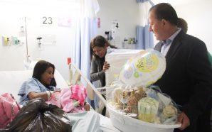 3 bebés nacieron en Año Nuevo en Tecate