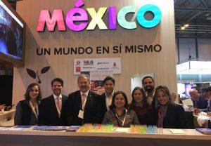 Se proyecta Baja California como uno de los principales destinos turísticos de México en España