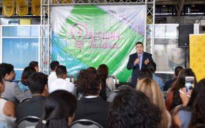 Fortalece Gobierno del Estado oportunidades de desarrollo a los jóvenes