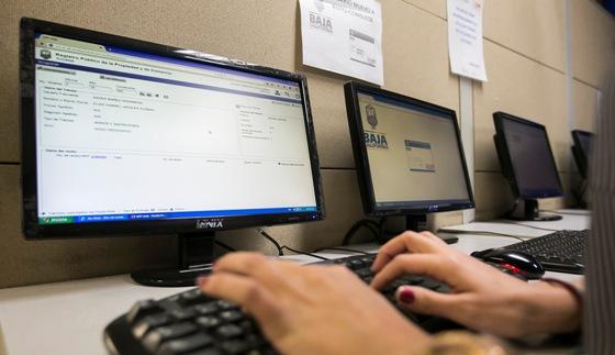 Moderniza Gobierno del Estado los servicios del registro público de la propiedad y de comercio