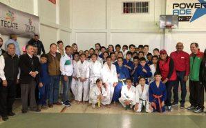 Tecate recibió la Olimpiada Estatal de Judo 2018