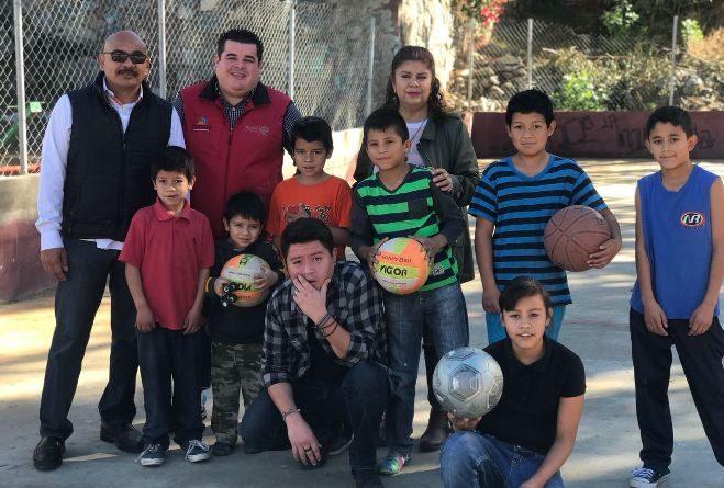 Desarrollan actividades deportivas, artísticas y culturales duranteActivación Comunitaria