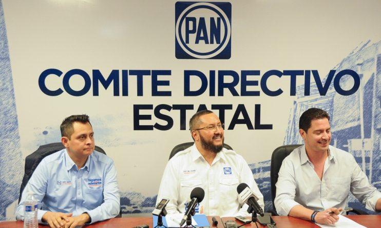 Emite PAN BC convocatoria para elección de candidatos a Diputados Federales y Senadores