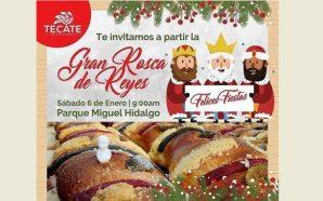 Sábado 6 de enero, Ayuntamiento de Tecate celebrará el Día…