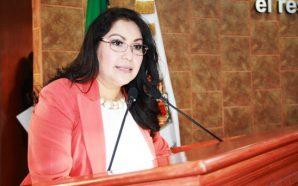 La diputada Mónica Hernández exhorta a las autoridades para fortalecer…