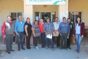Invierten cerca de 1 millón de pesos para rehabilitar caminos ruralesen Tecate