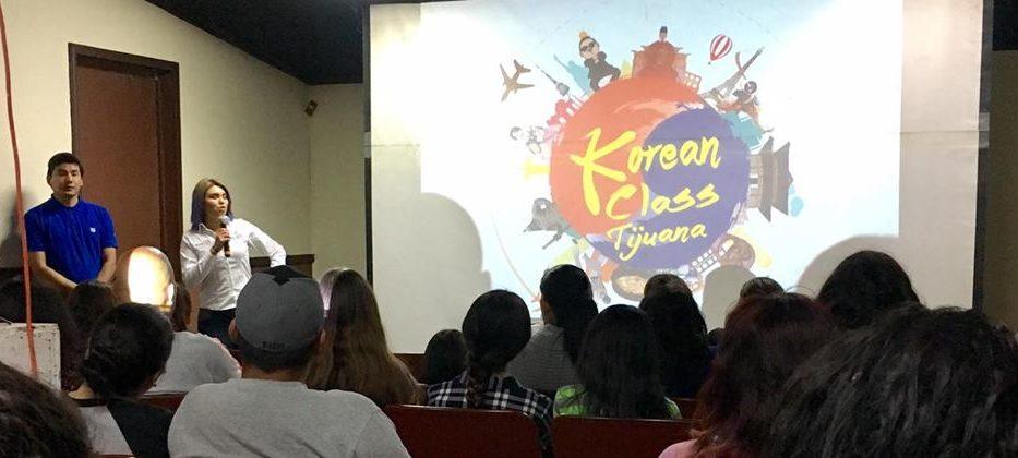 """Inició el curso """"Korean Class"""" impartido a jóvenes tecatenses"""